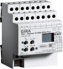 Gira 210800 DALI-Gateway Tunable WH Plus KNX REG