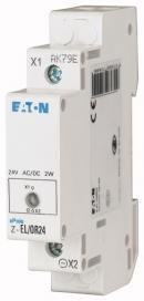 Eaton Z-EL/OR230 Einzelleuchte, 230AC/DC, orange ( Nr.:275865 )