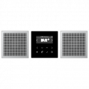 Jung DABAL2 DAB+ Stereo-Set Smart Radio