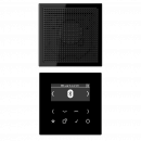Jung DABLS1BTSW DAB+ m. Bluetooth-Set Mono Smart Radio