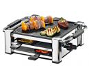 Rommelsbacher RCC1000 Raclette-Grill Fashion chrom