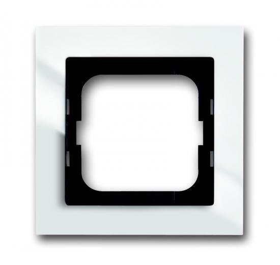 busch jaeger 1721 284 11 abdeckrahmen busch axcent flat. Black Bedroom Furniture Sets. Home Design Ideas